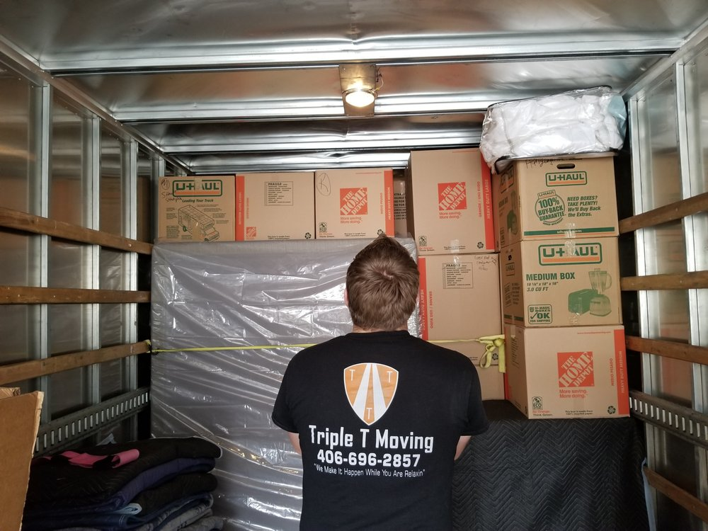 Triple T Moving: 547 S 20th St W, Billings, MT