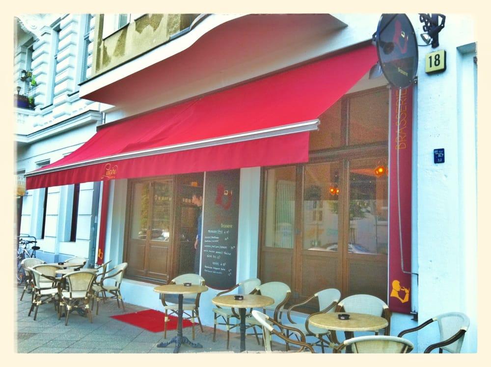 lamaz re brasserie 27 foton 23 recensioner fransk mat stuttgarter platz 18. Black Bedroom Furniture Sets. Home Design Ideas