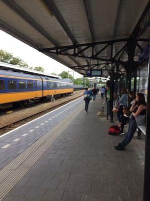 station meppel - train stations - stationsweg 72, meppel, drenthe