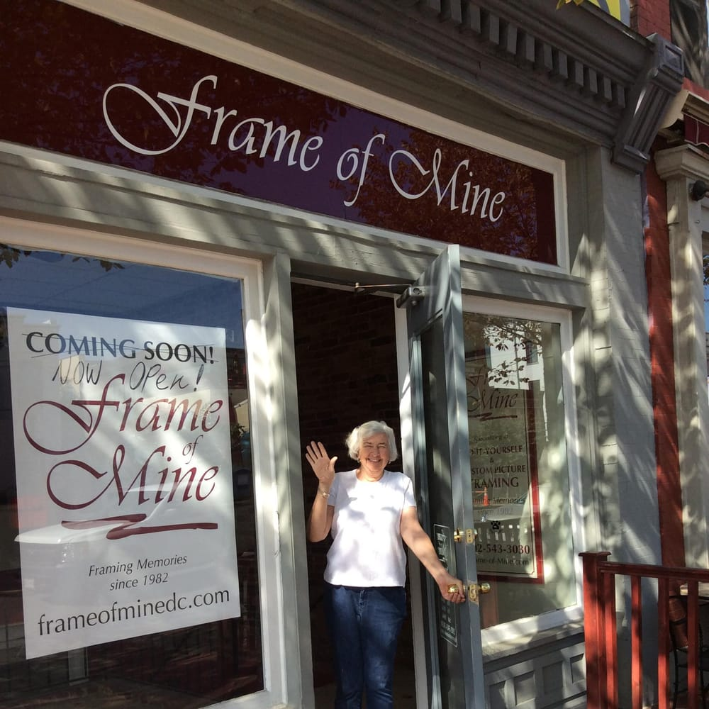 Frame of Mine - 65 Reviews - Framing - 545 8th St SE, Capitol Hill ...