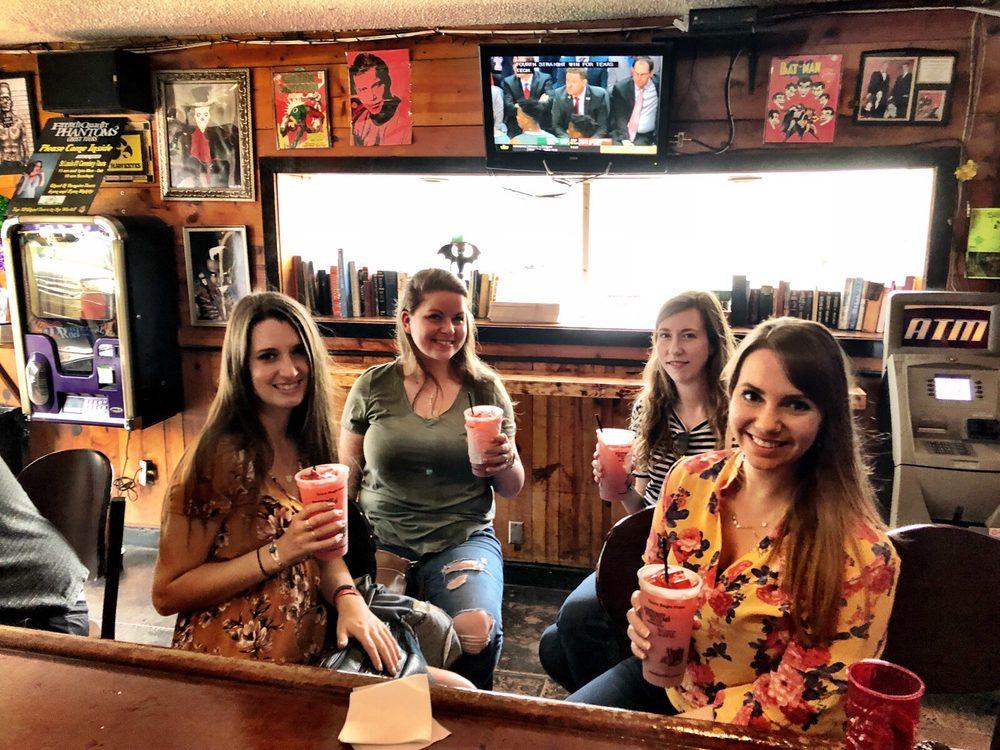The Voodoo Lounge: 718 N Rampart St, New Orleans, LA