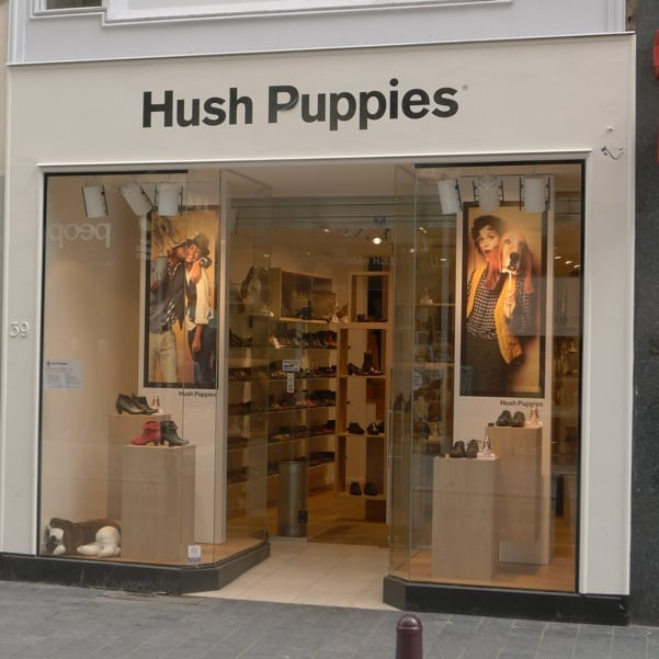 hush puppies shop shoe shops rue des fripiers 39 centre ville brussels r gion de. Black Bedroom Furniture Sets. Home Design Ideas