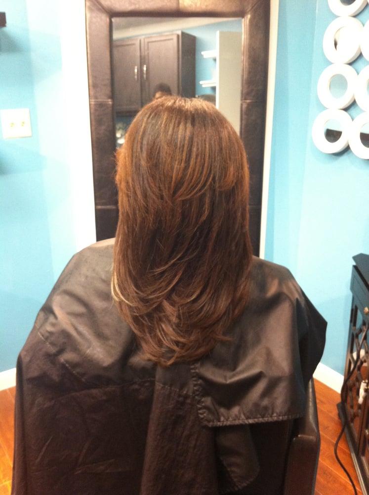 Karla s salon 41 photos hair extensions kansas mo - Hair salon extensions ...