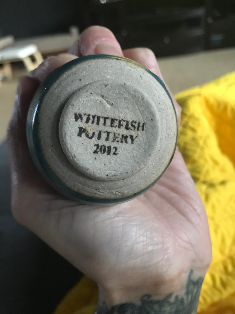 Whitefish Pottery Retail Store: 240 Central Ave, Whitefish, MT