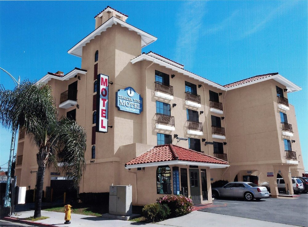 Travel Time Motel 10 Reviews Hotels 5447 El Cajon Blvd Rolando San Diego Ca Phone