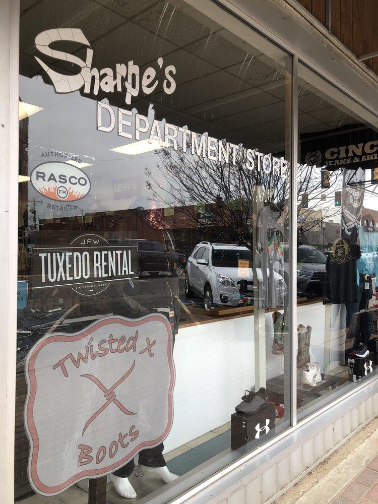 Sharpe's Department Store: 133 N Main St, Eufaula, OK