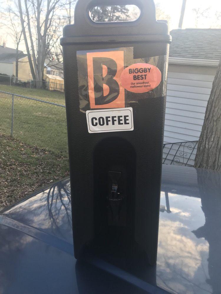 BIGGBY COFFEE: 1125 E Michigan Ave Suite 1, Battle Creek, MI