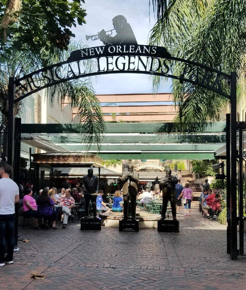 Photo of Musical Legends Park: New Orleans, LA