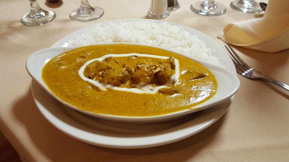 Lamb korma by executive chef sebak atriko yelp - Herve cuisine butter chicken ...
