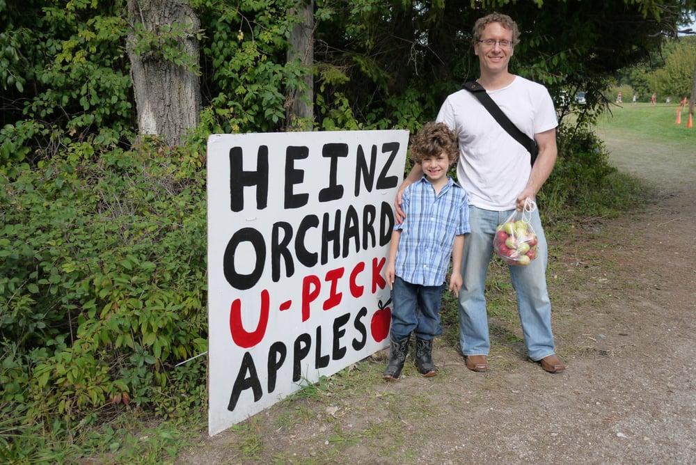Heinz Orchard: 1050 Crest Rd, Green Oaks, IL