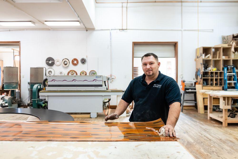 Elite Cabinets & Design: 81 Chestnut St, Beachwood, NJ