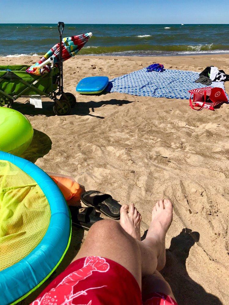 Miller Beach: Lake Michigan & the Indiana Dunes, Gary, IN