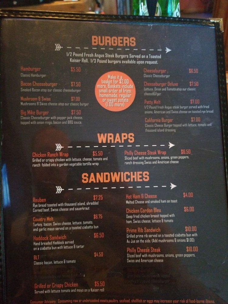 Blazers Bar & Grill: N3189 Hwy Ss, Split Rock, WI