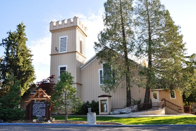 First Presbyterian Church: 11155 Jackson St, Columbia, CA