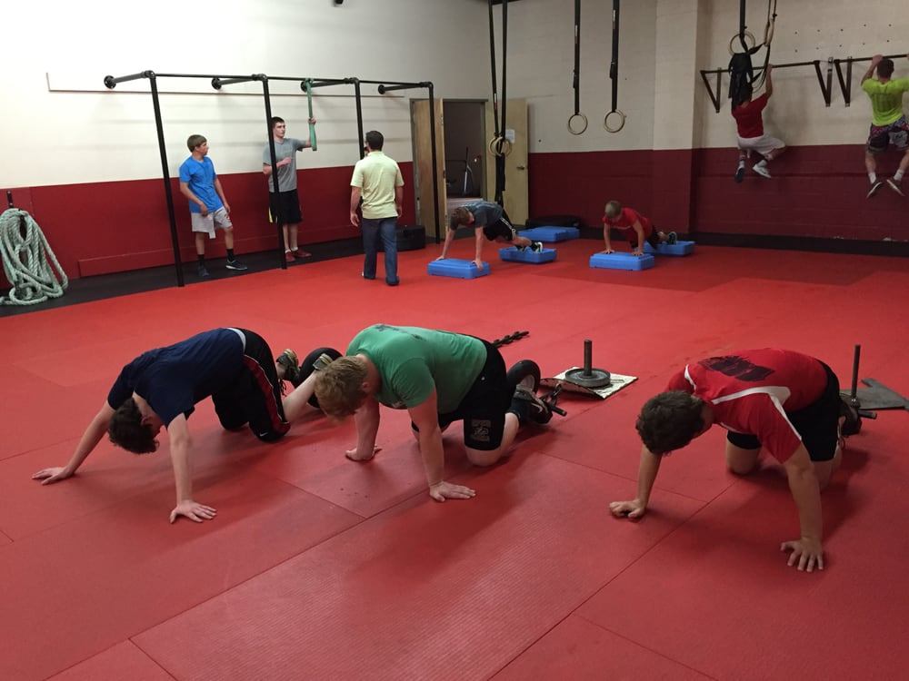 Strong Style Martial Arts & Fitness Center
