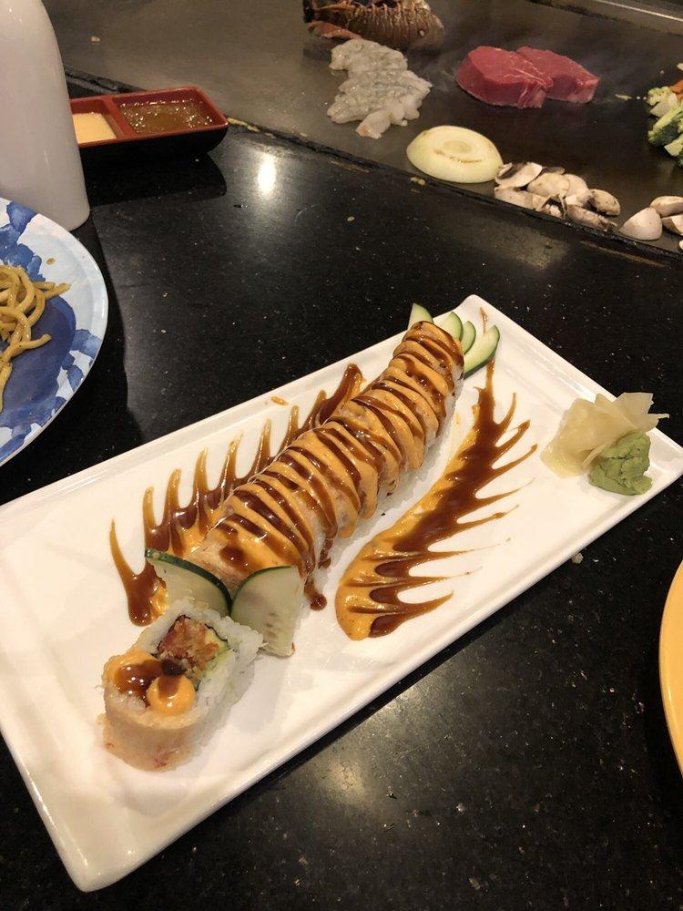 Hana Hibachi and Sushi: 227 E Fm 544, Murphy, TX