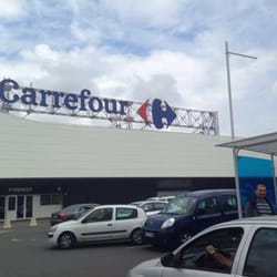 carrefour department stores centre cial quatre pavillons lormont gironde france phone. Black Bedroom Furniture Sets. Home Design Ideas