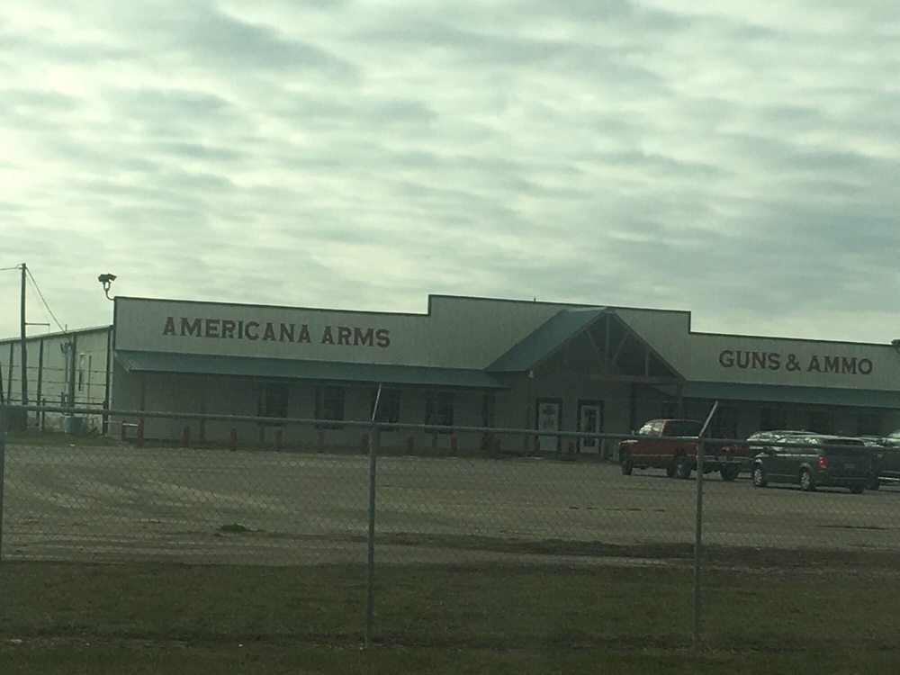 Americana Arms: 4022 Hwy 181 S, Beeville, TX