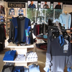 St Croix Clothing Outlet Store