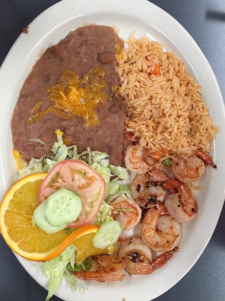 El Agave Mexican Grill: 510 Fm 718, Newark, TX