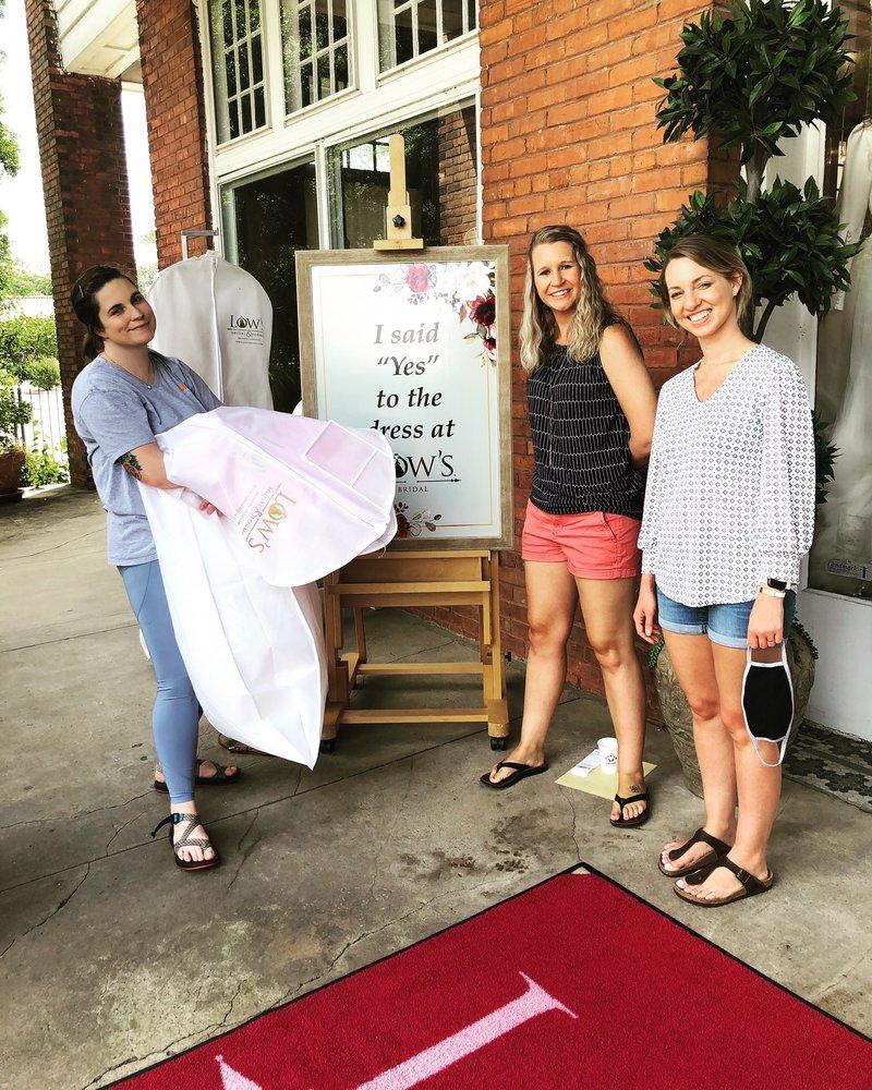 Low's Bridal Shop: 127 W Cedar St, Brinkley, AR