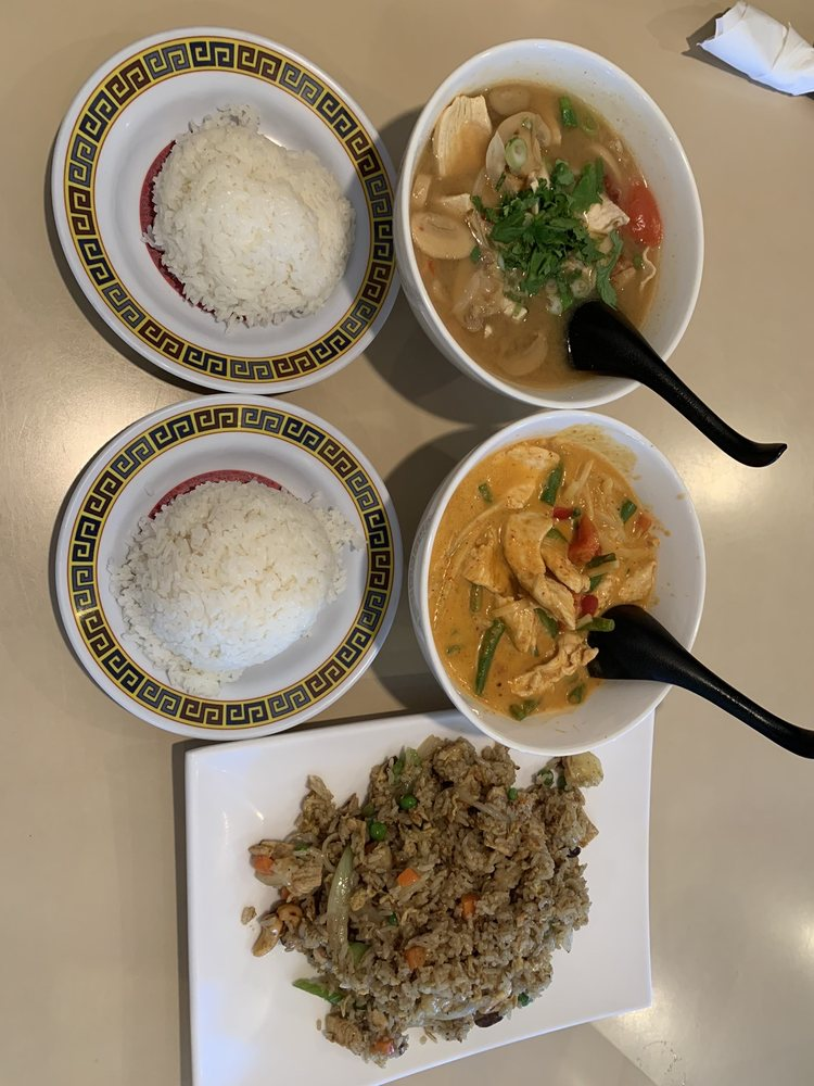 Thai Thai: 221 E North St, Rapid City, SD