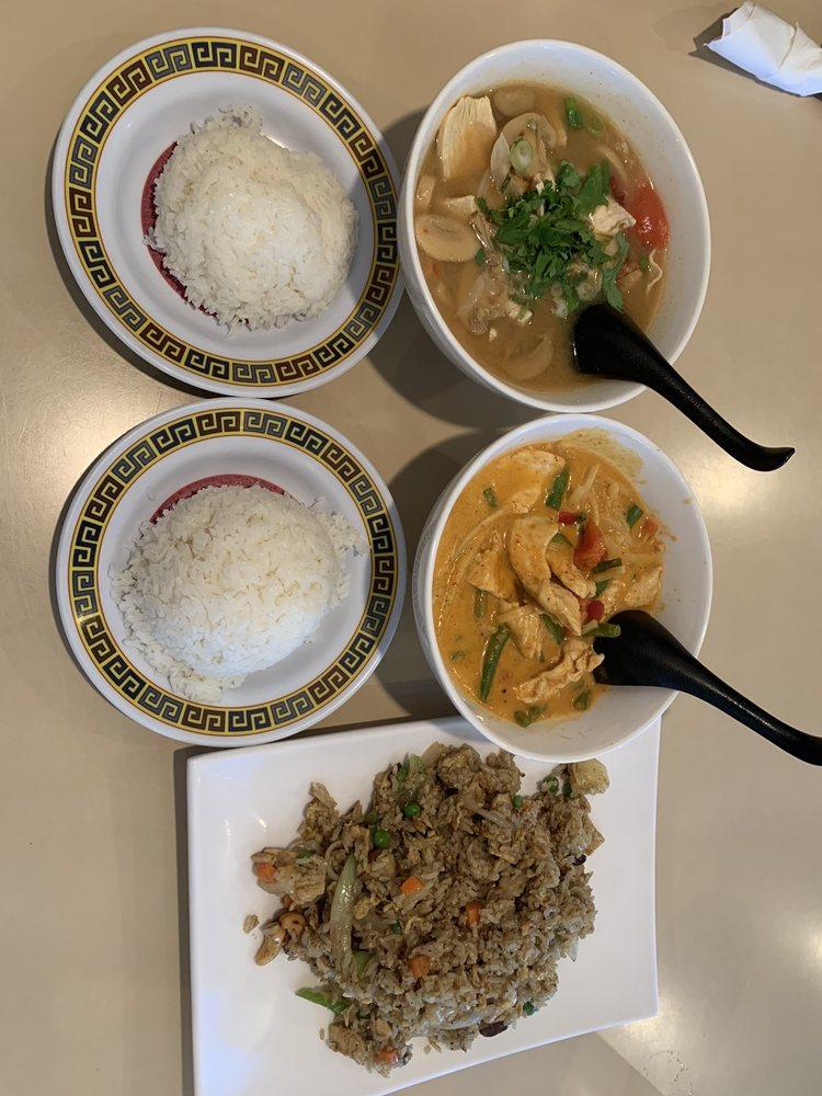 Food from Thai Thai