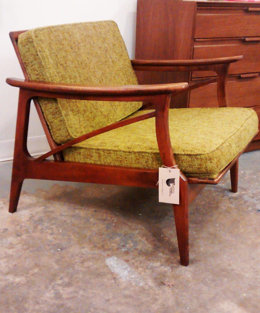 Photo of retro modern furnishings raleigh nc united states vintage chair made