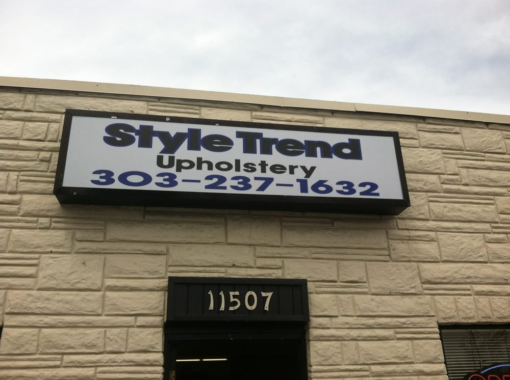 Style Trend Upholstery: 11507 W Colfax Ave, Lakewood, CO