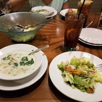 photo of olive garden italian restaurant brea ca united states soup - Olive Garden Valentines Day Special