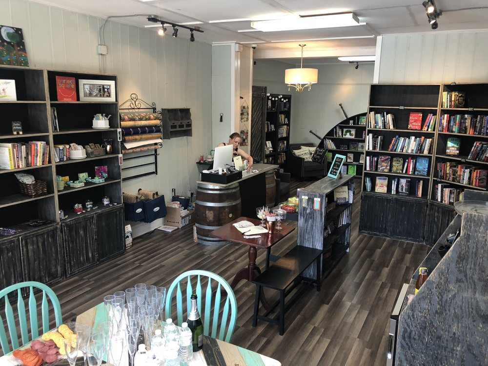 Adventure Bound Books: 120 N Sterling St, Morganton, NC