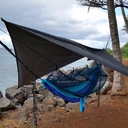 photo of hangloose hammocks hawaii   lahaina hi united states  camper hammock with photos for hangloose hammocks hawaii   yelp  rh   yelp