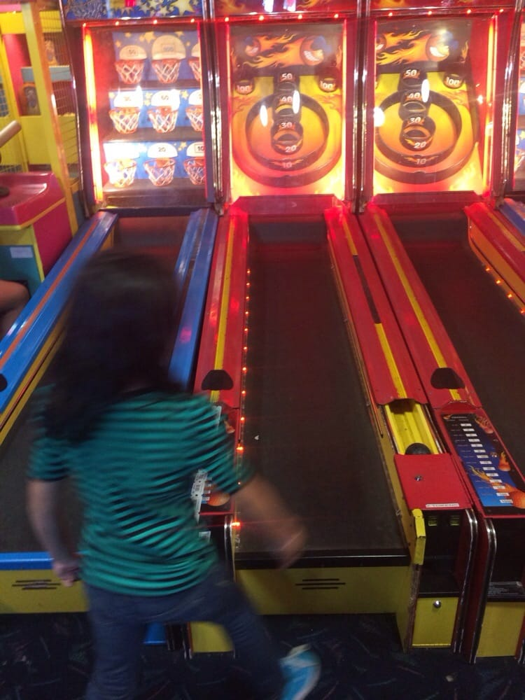 Family Fun Center Arcades Edmonds Wa United States