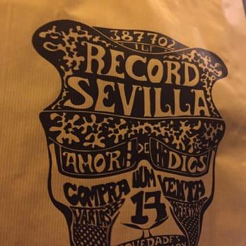 photo of record sevilla seville sevilla spain