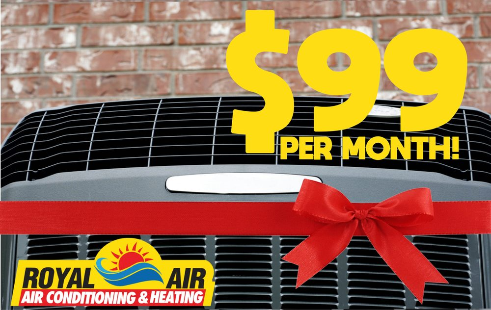 Photo Of Royal Air Conditioning Houston Tx United States We Have New