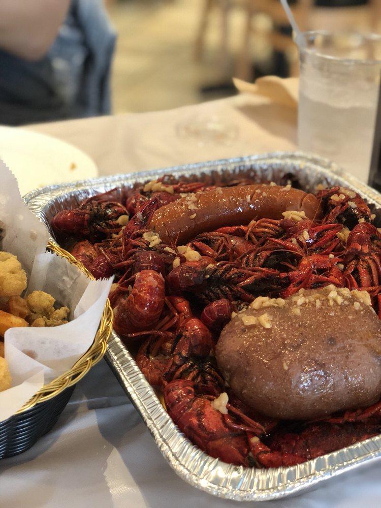 Photo Of Live Crawfish Seafood Restaurant Rockville Md United States 2