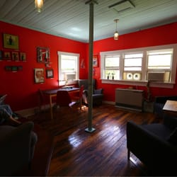 Photo Of Omiu0027s Coffee Shop   Portland, ME, United States. Back Room ... Part 35