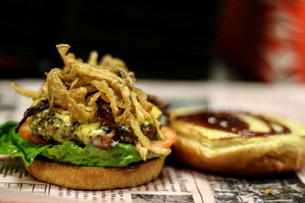 Burgers 360: 132 Carroll Island Rd, Middle River, MD