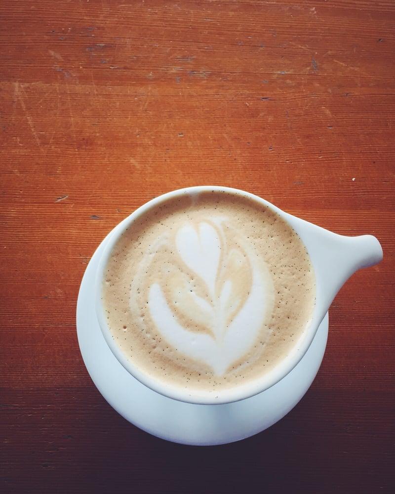 recipe: homemade vanilla syrup for lattes [26]
