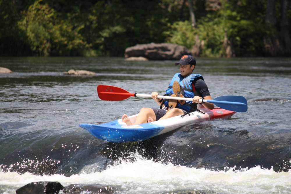 River Rats Kayak Rentals: 4937 E US 70, Broken Bow, OK
