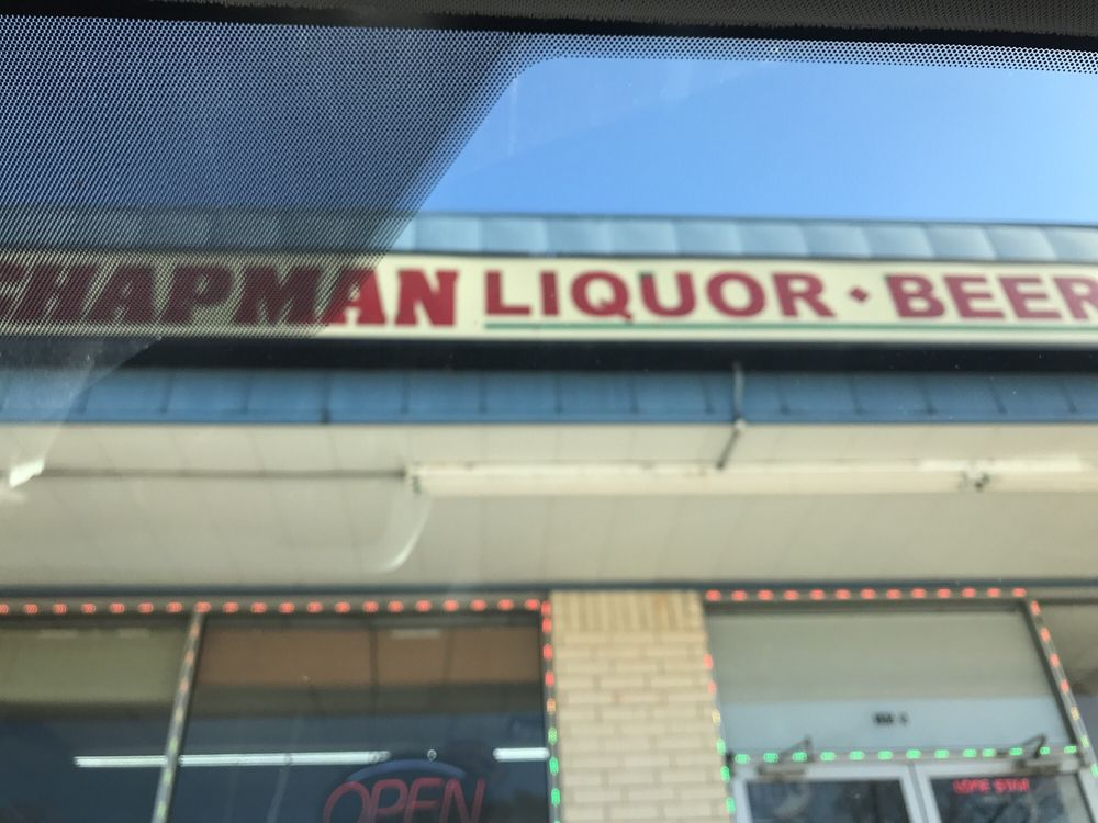CHAPMAN CUT RATE LIQUOR: 105 N Austin Ave, Richland, TX