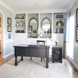 Charming Photo Of LK Design   Durham, NC, United States. Transitional Style Office.