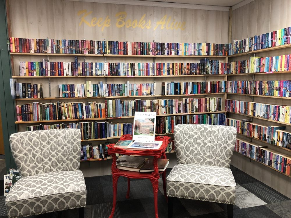 Around Again & Again Books: 1400 Philadelphia Pike, Wilmington, DE