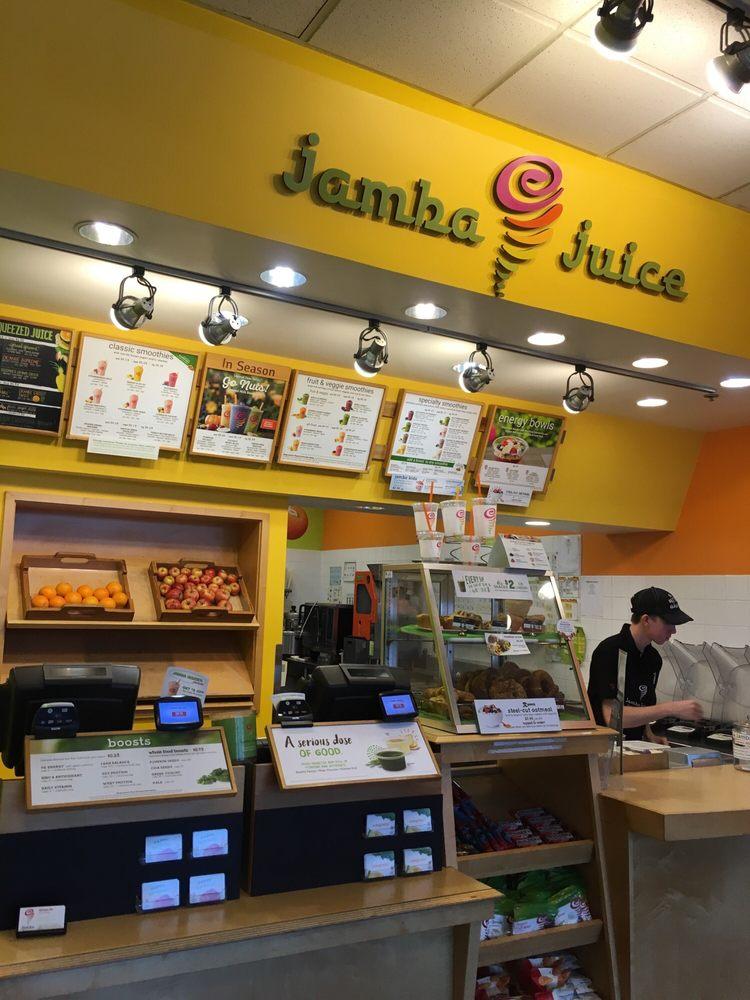 Jamba Juice Store Locator