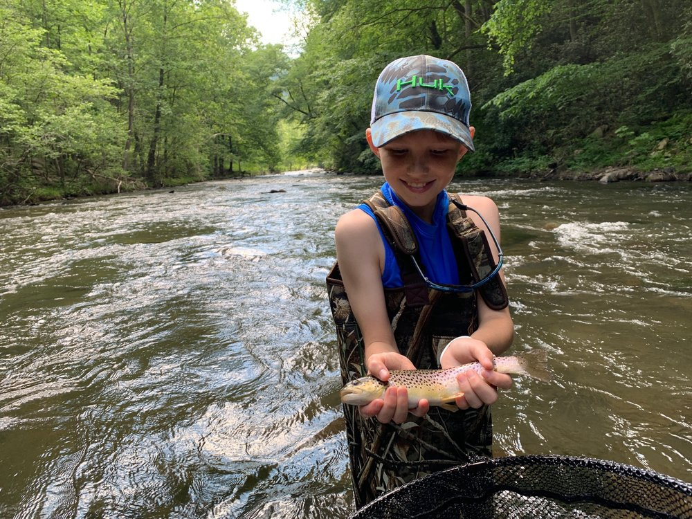 Social Spots from Turning Stone's Fly Fishing