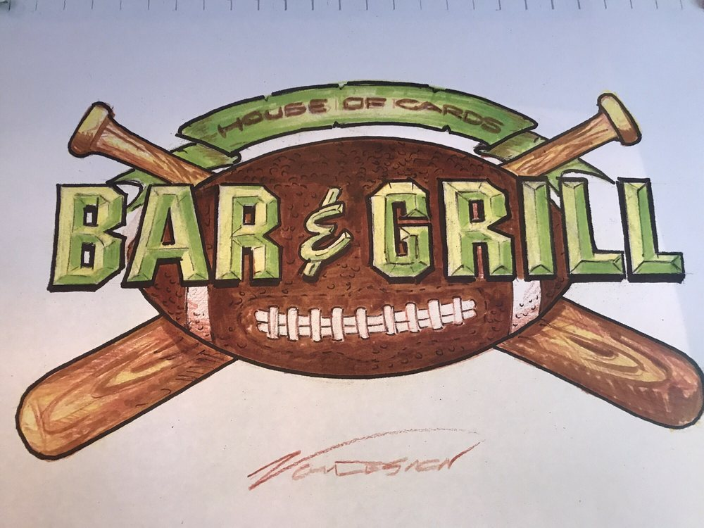 House of Cards Bar & Grill: 830 N Spokane St, Post Falls, ID