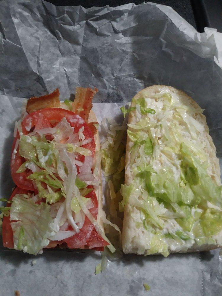 Mile High Sandwich Shop