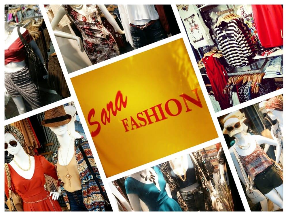 Sara Fashion: 6507 Pacific Blvd, Huntington Park, CA