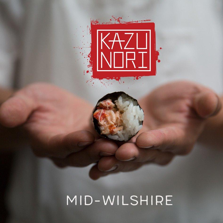 KazuNori: The Original Hand Roll Bar - Opening Soon