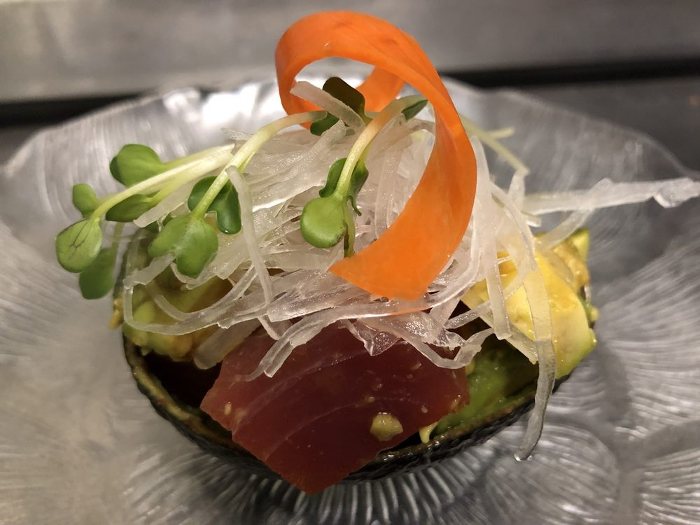 Sushi Robata: 4727 Frankford Rd, Dallas, TX
